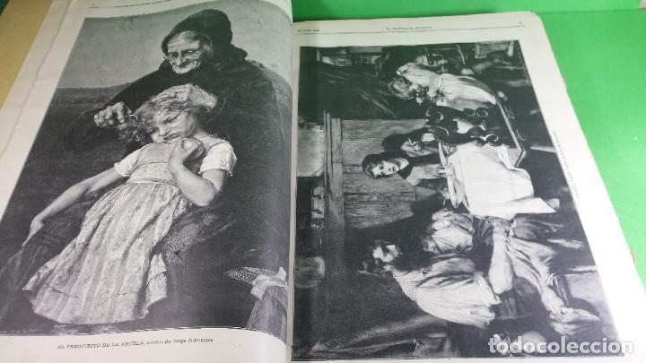 Libros antiguos: 1.887 La Ilustración Artística. - Foto 7 - 191920878
