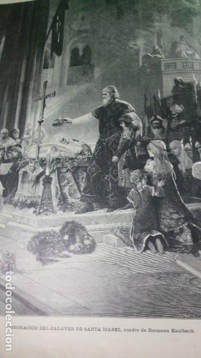 Libros antiguos: 1.887 La Ilustración Artística. - Foto 9 - 191920878