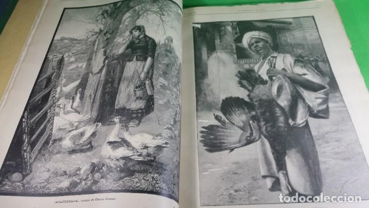 Libros antiguos: 1.887 La Ilustración Artística. - Foto 14 - 191920878