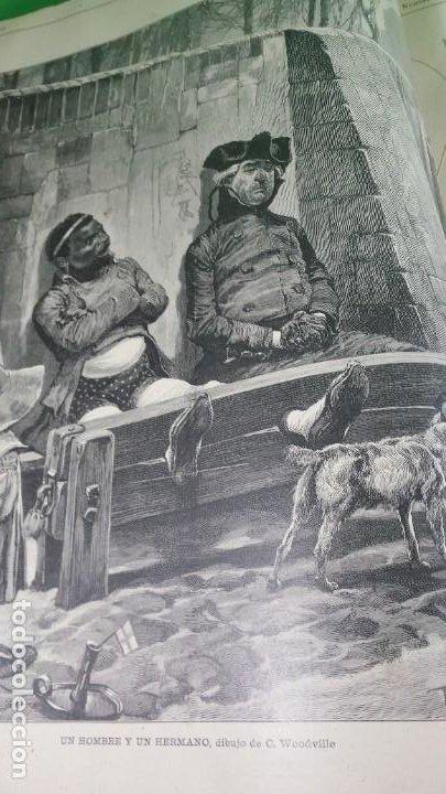 Libros antiguos: 1.887 La Ilustración Artística. - Foto 18 - 191920878