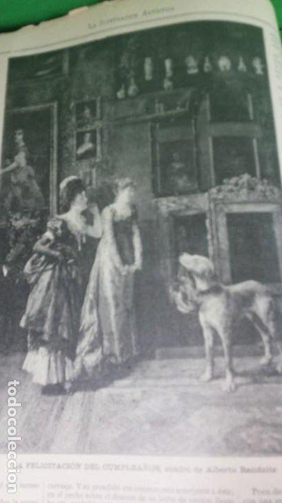 Libros antiguos: 1.887 La Ilustración Artística. - Foto 19 - 191920878
