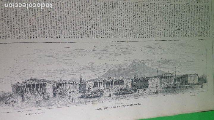 Libros antiguos: 1.887 La Ilustración Artística. - Foto 20 - 191920878