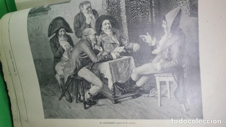 Libros antiguos: 1.887 La Ilustración Artística. - Foto 23 - 191920878