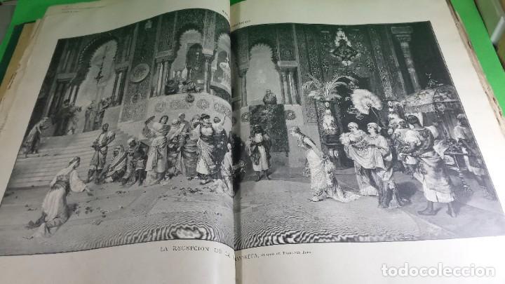 Libros antiguos: 1.887 La Ilustración Artística. - Foto 24 - 191920878