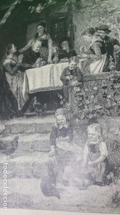 Libros antiguos: 1.887 La Ilustración Artística. - Foto 27 - 191920878