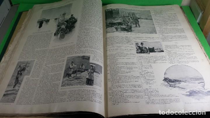 Libros antiguos: 1.887 La Ilustración Artística. - Foto 28 - 191920878