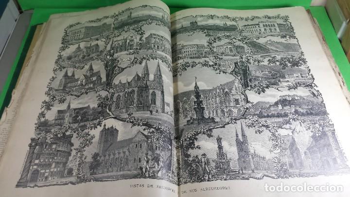 Libros antiguos: 1.887 La Ilustración Artística. - Foto 30 - 191920878