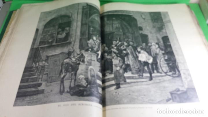 Libros antiguos: 1.887 La Ilustración Artística. - Foto 33 - 191920878