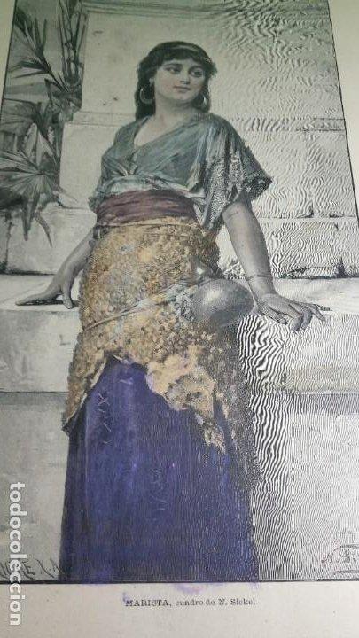Libros antiguos: 1.887 La Ilustración Artística. - Foto 34 - 191920878
