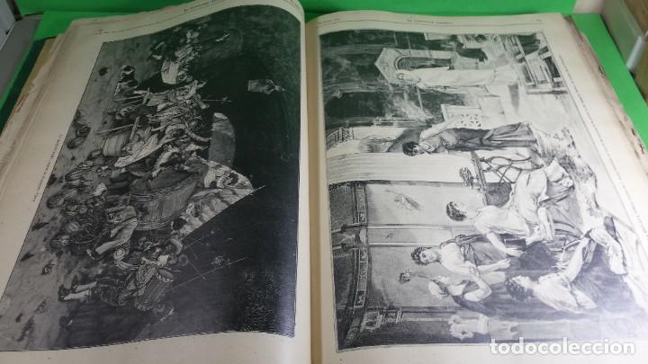 Libros antiguos: 1.887 La Ilustración Artística. - Foto 36 - 191920878