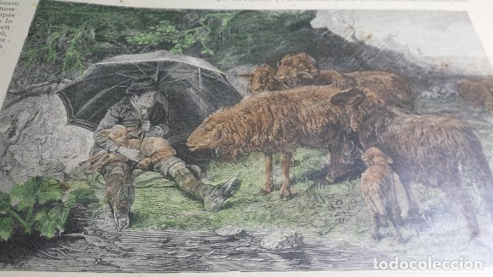 Libros antiguos: 1.887 La Ilustración Artística. - Foto 37 - 191920878