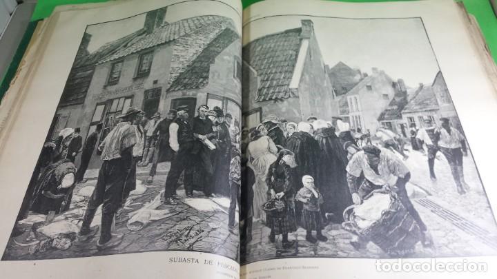Libros antiguos: 1.887 La Ilustración Artística. - Foto 38 - 191920878