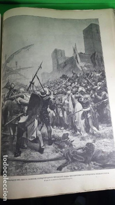 Libros antiguos: 1.887 La Ilustración Artística. - Foto 42 - 191920878