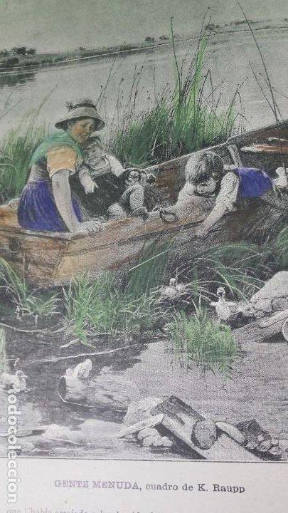 Libros antiguos: 1.887 La Ilustración Artística. - Foto 47 - 191920878