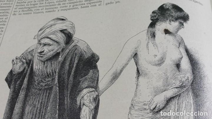 Libros antiguos: 1.889 La Ilustración artística. - Foto 4 - 191923357