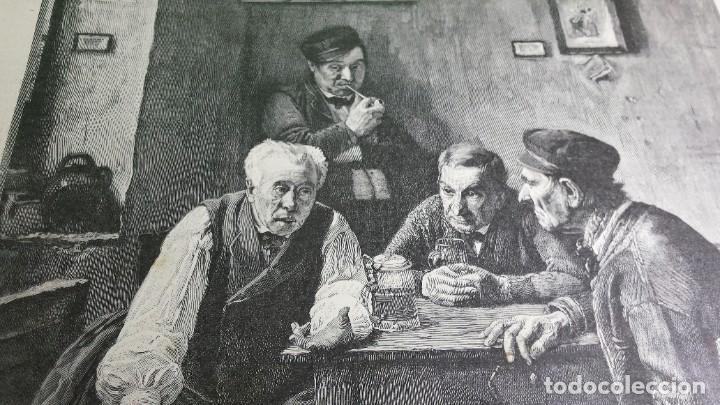 Libros antiguos: 1.889 La Ilustración artística. - Foto 6 - 191923357