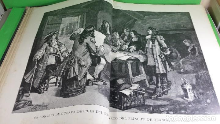 Libros antiguos: 1.889 La Ilustración artística. - Foto 12 - 191923357