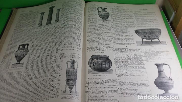 Libros antiguos: 1.889 La Ilustración artística. - Foto 13 - 191923357