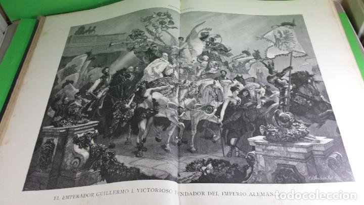 Libros antiguos: 1.889 La Ilustración artística. - Foto 14 - 191923357