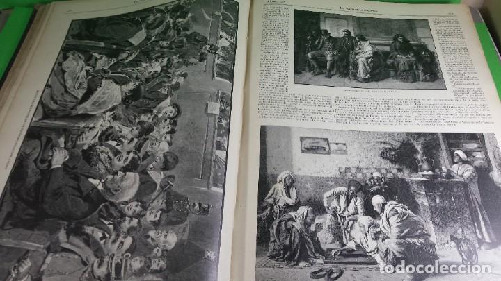 Libros antiguos: 1.889 La Ilustración artística. - Foto 18 - 191923357