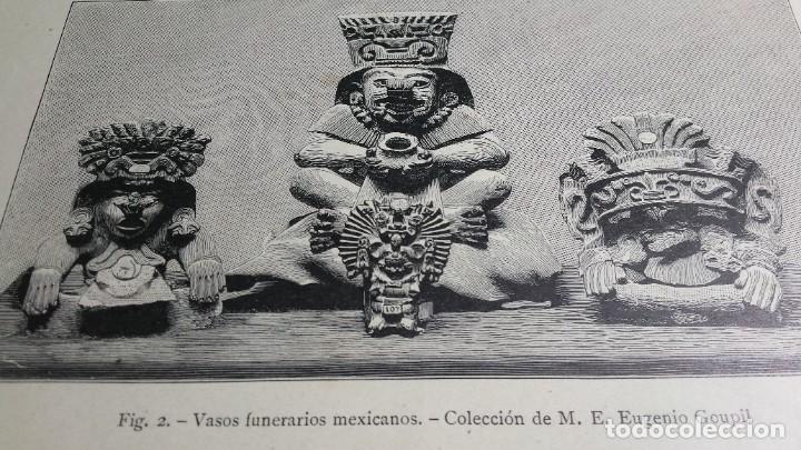 Libros antiguos: 1.889 La Ilustración artística. - Foto 19 - 191923357