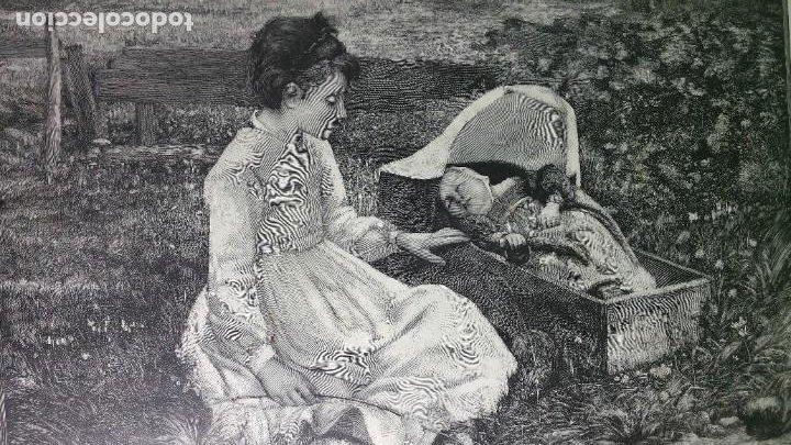 Libros antiguos: 1.889 La Ilustración artística. - Foto 21 - 191923357