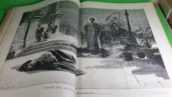 Libros antiguos: 1.889 La Ilustración artística. - Foto 22 - 191923357