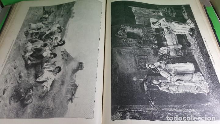 Libros antiguos: 1.889 La Ilustración artística. - Foto 25 - 191923357