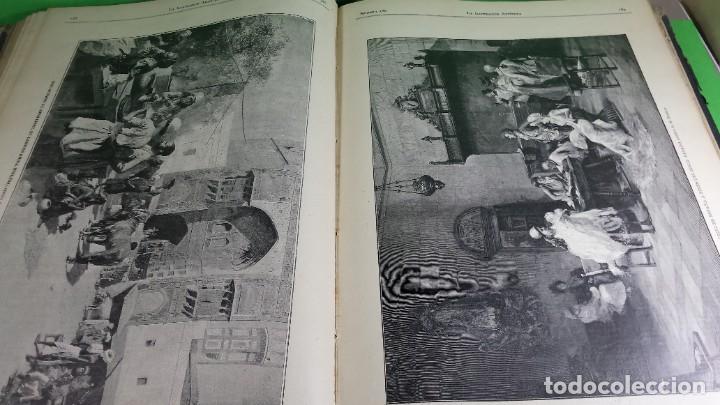 Libros antiguos: 1.889 La Ilustración artística. - Foto 29 - 191923357