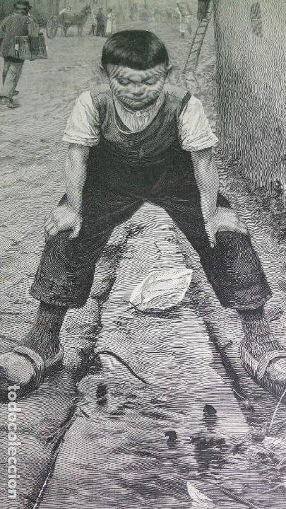 Libros antiguos: 1.889 La Ilustración artística. - Foto 32 - 191923357
