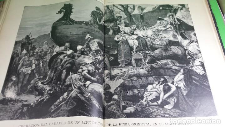 Libros antiguos: 1.889 La Ilustración artística. - Foto 36 - 191923357