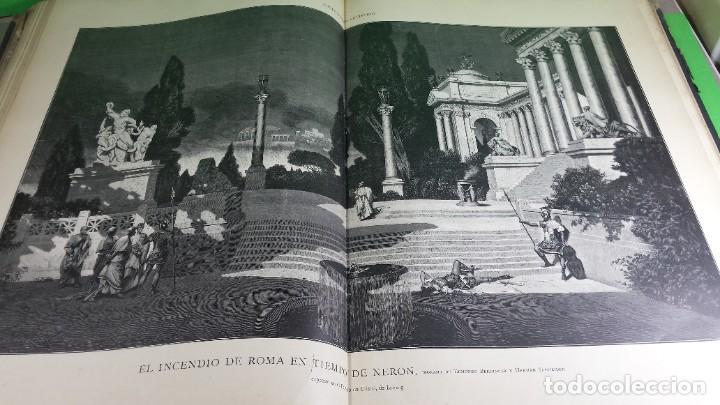 Libros antiguos: 1.889 La Ilustración artística. - Foto 37 - 191923357