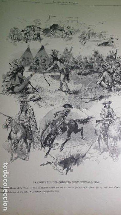 Libros antiguos: 1.889 La Ilustración artística. - Foto 38 - 191923357