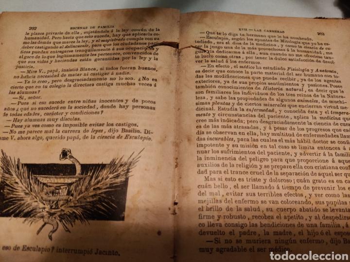 Libros antiguos: Escenas de familia, Pilar Pascual de San Juan 1898 - Foto 4 - 191931690