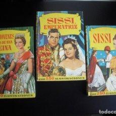 Libros antiguos: LIBROS DE SISSI. Lote 192066700
