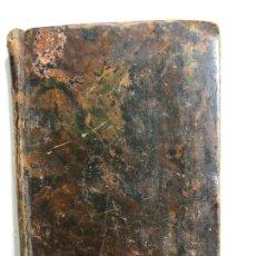 Libros antiguos: LA ESTRANGERA O LA MUJER MISTERIOSA POR EL U. DE ARLINCOURT. TOMO II. 1830. Lote 192115841