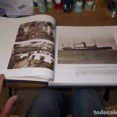 Libros antiguos: TODO AVANTE . TRASMEDITERRÁNEA 1917 - 1992 .MARIANO GÓMEZ. 1ª EDICIÓN 1991 . 75 ANIVERSARIO. BARCOS. Lote 192187848