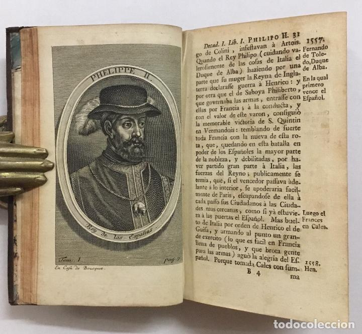 Libros antiguos: GUERRAS DE FLANDES ... NUEVA EDICION. Amberes, 1748. - Foto 2 - 192235551