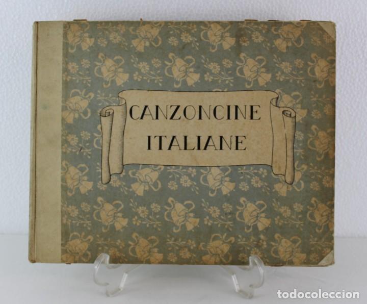 G. FANCIULLI / V. MORELL - CANZONCINE ITALIANE - 1931 - LIBRERIA DELLO STATTO ROMA (Libros Antiguos, Raros y Curiosos - Literatura Infantil y Juvenil - Otros)