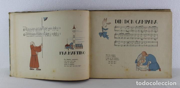 Libros antiguos: G. Fanciulli / V. Morell - Canzoncine italiane - 1931 - Libreria dello statto roma - Foto 4 - 192254508