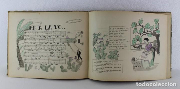 Libros antiguos: G. Fanciulli / V. Morell - Canzoncine italiane - 1931 - Libreria dello statto roma - Foto 9 - 192254508