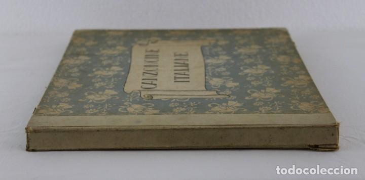 Libros antiguos: G. Fanciulli / V. Morell - Canzoncine italiane - 1931 - Libreria dello statto roma - Foto 13 - 192254508