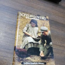 Libros antiguos: SONS AND LOVERS. D H LAWRENCE. COLLINS ENGLISH LIBRARY. 1982.. Lote 192330961