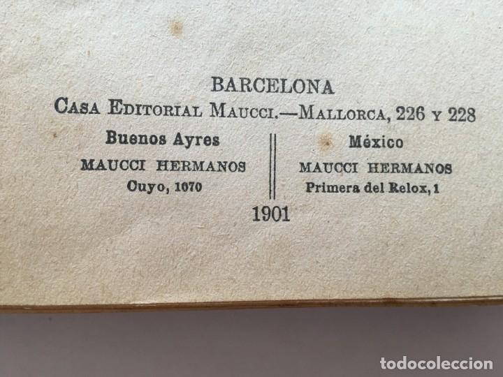 Libros antiguos: libro antiguo don quijote de la mancha del año 1901, tomo segundo, edicion ilustrada - Foto 3 - 192345080