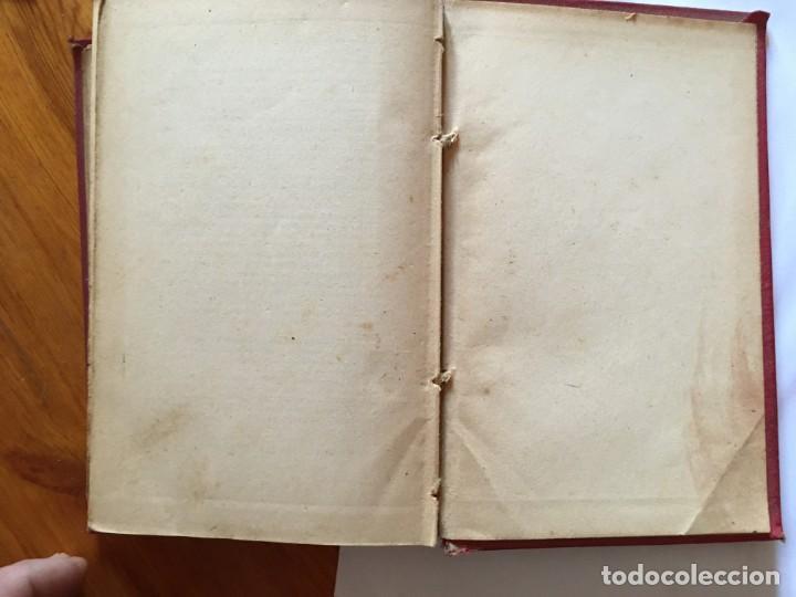 Libros antiguos: libro antiguo don quijote de la mancha del año 1901, tomo segundo, edicion ilustrada - Foto 10 - 192345080