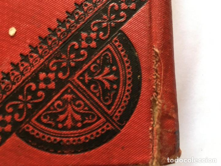 Libros antiguos: libro antiguo don quijote de la mancha del año 1901, tomo segundo, edicion ilustrada - Foto 11 - 192345080