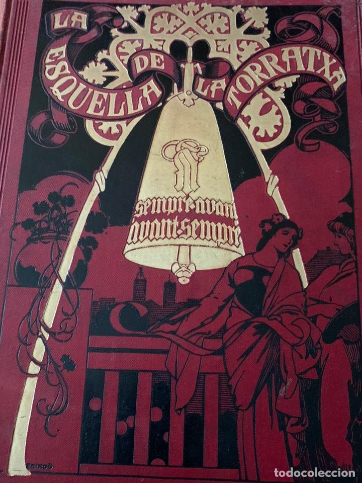 Libros antiguos: L- L'esquella de la Torratxa, 1916. Molt bon estat - Foto 2 - 192347978