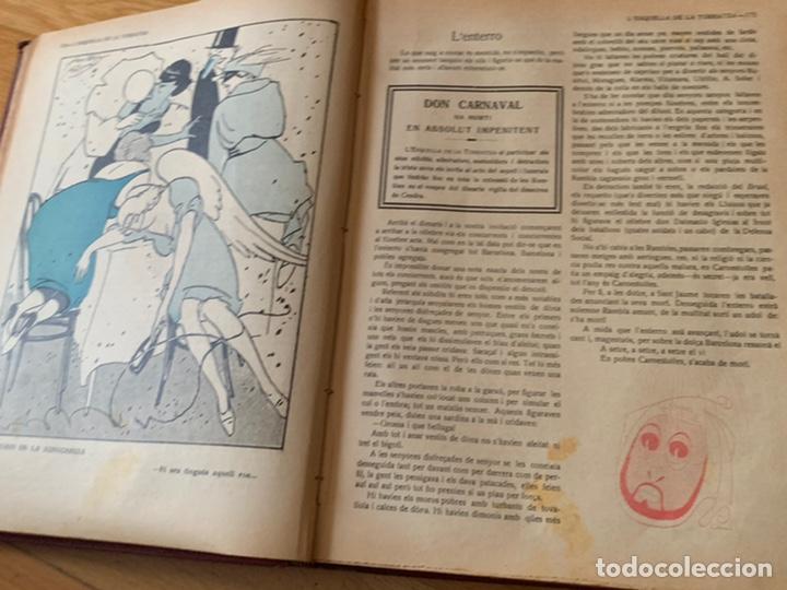 Libros antiguos: L- L'esquella de la Torratxa, 1916. Molt bon estat - Foto 8 - 192347978