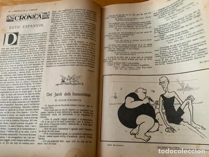 Libros antiguos: L- L'esquella de la Torratxa, 1916. Molt bon estat - Foto 15 - 192347978