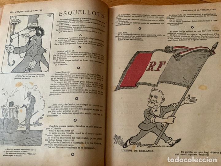 Libros antiguos: L- L'esquella de la Torratxa, 1916. Molt bon estat - Foto 17 - 192347978